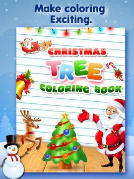 Christmas Tree Coloring Book screenshot 6