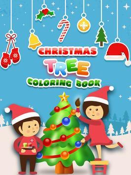 Christmas Tree Coloring Book screenshot 1
