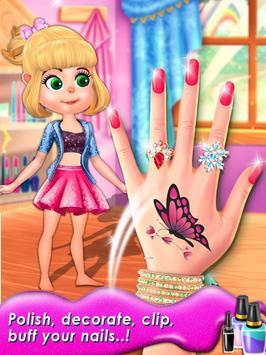 Nail Salon For Girls apk screenshot