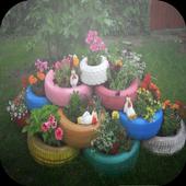 Flower Garden Plants Ideas icon