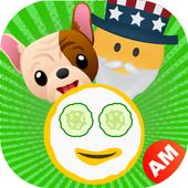 Emoji for LINE - Cute Puppy, Cat, Animal Emoji icon