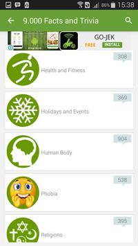 9 000 Fun Facts and Trivia for Android - APK Download
