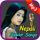 Nepali Popular Songs Collection (Audio / MP3) icon