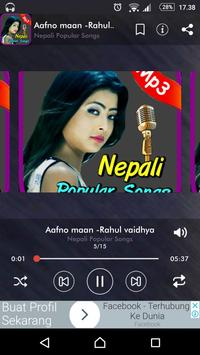 Nepali Popular Songs Collection (Audio / MP3) poster