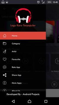 Kumpulan Lagu Karo Terpopuler (Audio / MP3) screenshot 4