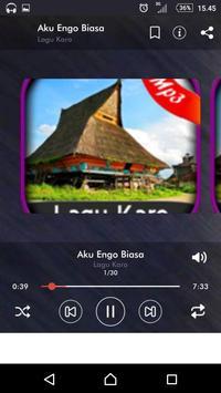 Kumpulan Lagu Karo Terpopuler (Audio / MP3) poster