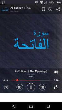 Al Quran MP3 Audio by Maher Al Muaiqly poster