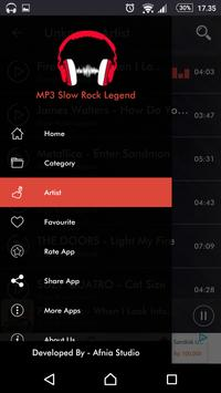 Slow Rock Legend - Best Ever (Audio / MP3) apk screenshot