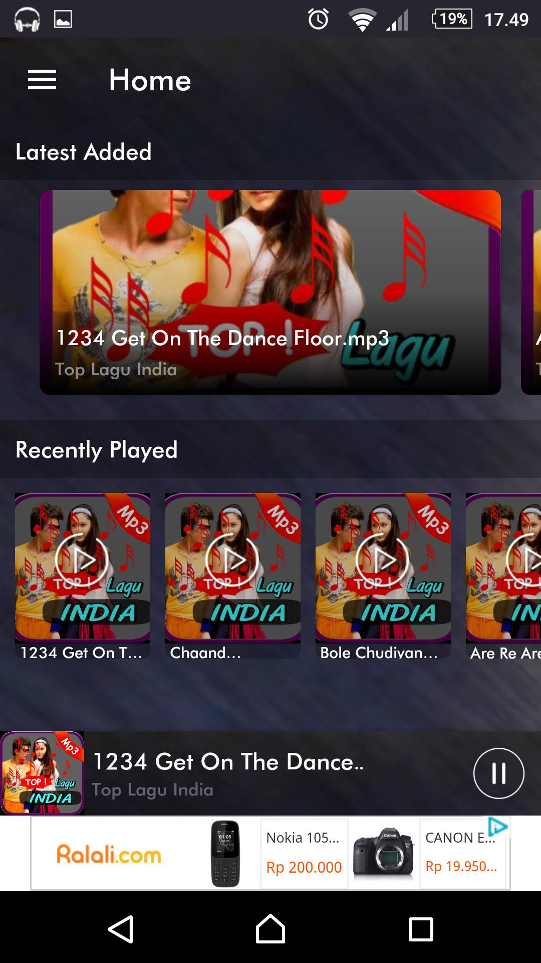 Top Lagu India Mp3 For Android Apk Download
