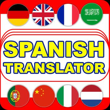 Spanish Translator Traductor de Idiomas gratuito apk screenshot