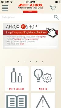 Afrox Shop poster