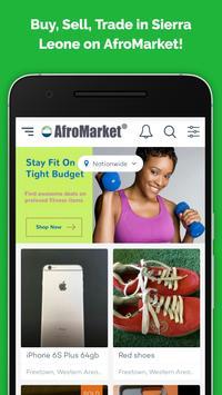 AfroMarket poster