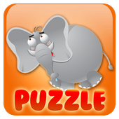 Animal Puzzle for Kids 1 icon
