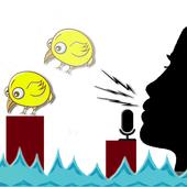 Bird Scream :Go icon