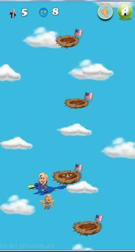 trump dump clinton Games apk screenshot