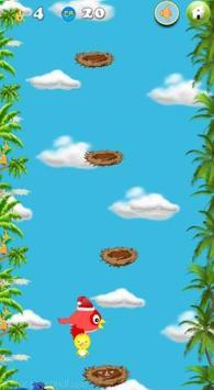 flappy yellow bird apk screenshot