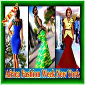Africa Fashion Week New York icon