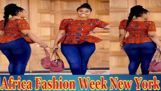 Africa Fashion Week New York screenshot 1