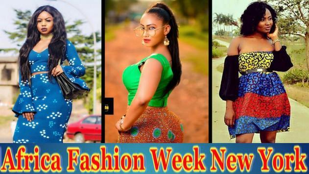 Africa Fashion Week New York screenshot 2