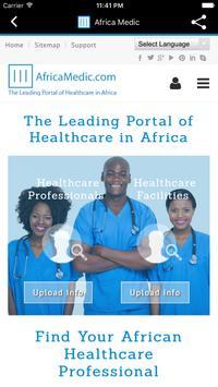 Africa Medic apk screenshot