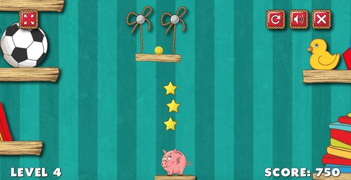 Piggy Bank Cut Rope screenshot 3
