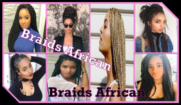 Braids African screenshot 1