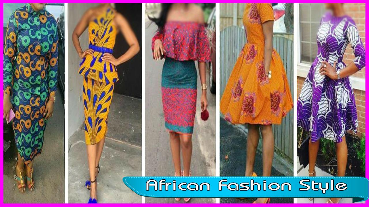1a61a1fb80106 African Fashion Style 2019 for Android - APK Download