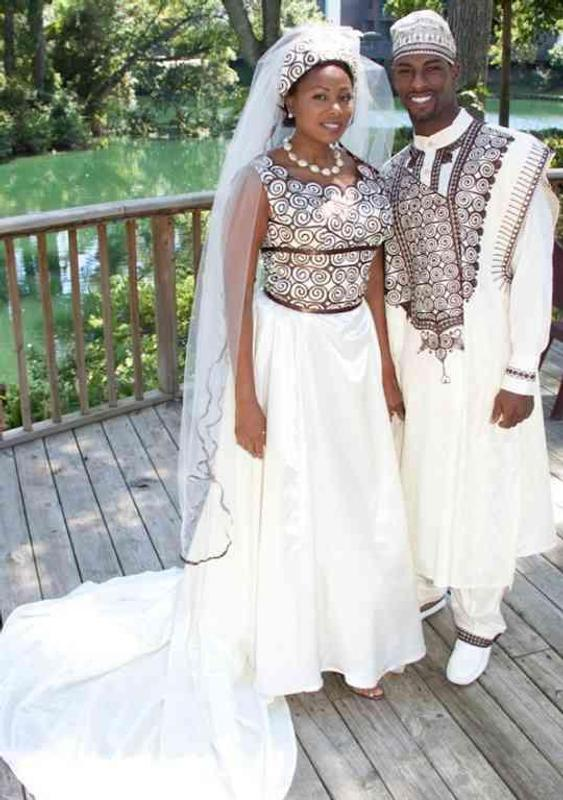 Afrikanische Hochzeitskleid Ideen für Android - APK herunterladen