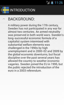 Sweden Facts screenshot 8
