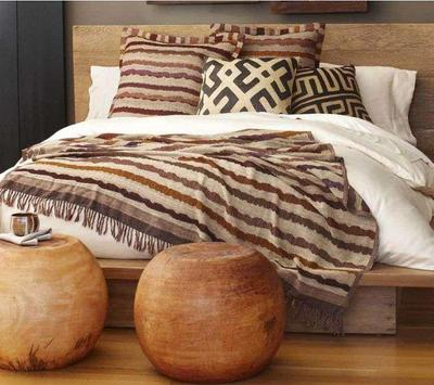 African Bedroom Styles poster