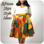 African Skirt Style Ideas icon