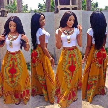 African Skirt Style Ideas screenshot 11