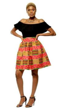 African Skirt Style Ideas screenshot 1