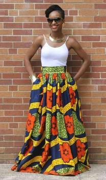 African Skirt Style Ideas screenshot 2