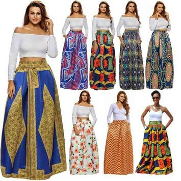 African Skirt Style Ideas screenshot 4
