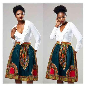 African Skirt Style Ideas screenshot 5