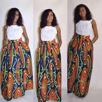 African Skirt Style Ideas screenshot 6