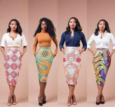African Skirt Style Ideas screenshot 7