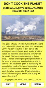Global Warming Card Game screenshot 2