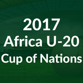 Schedule of Africa U20 2017 icon