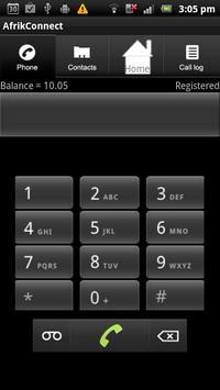 AfrikConnect screenshot 1