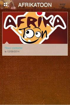 AFRIKATOON apk screenshot
