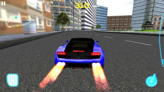 Fast Car Racing 3D apk screenshot