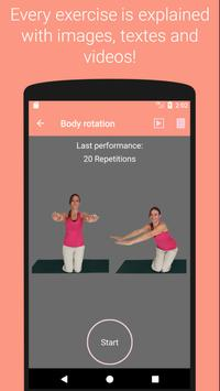 After Birth Exercise screenshot 2
