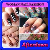 Woman Nail Fashion icon