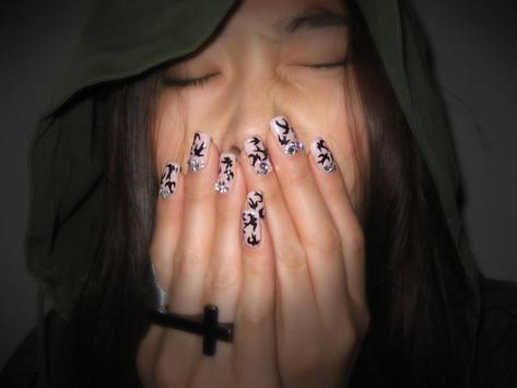 Woman Nail Fashion screenshot 4