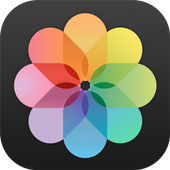 After photo editor icon