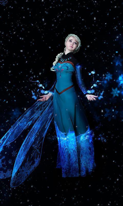Princess WallpaperSnow Frozen Apk Screenshot
