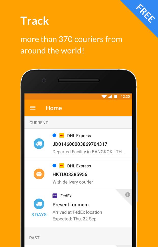 AfterShip for Android - APK Download
