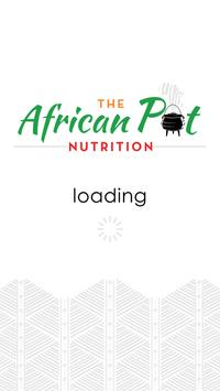 Poster The African Pot Nutrition